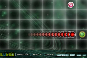 《太空碰碰球》游戏画面1