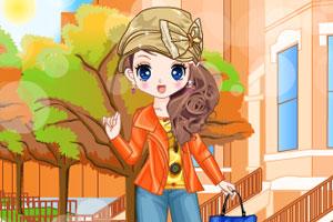 《邻家可爱女孩》游戏画面1