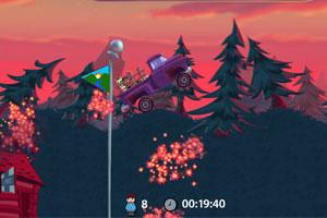 《走私卡车试玩版》游戏画面1