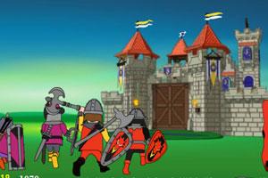 《乐高城堡战争》截图1