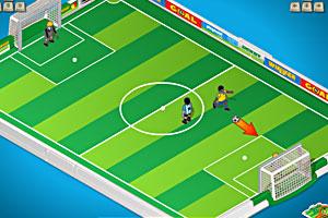 《乐高足球大赛》游戏画面1