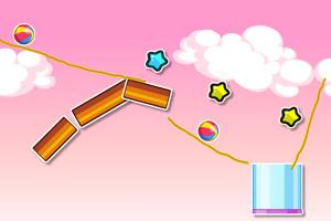 《画线小球回家》游戏画面1