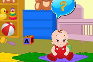 《照顾可爱宝宝》游戏画面1