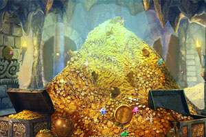 《蒙特祖玛的宝藏2》游戏画面1
