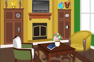 《逃离上锁卧室》游戏画面1