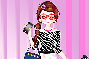 《iPhone时尚女孩》截图1