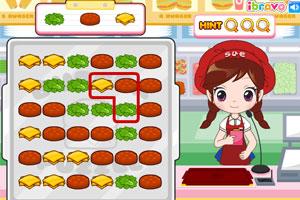 《阿sue汉堡包》游戏画面1