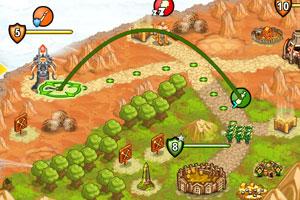 《城邦争霸正式版1.1.2》游戏画面1