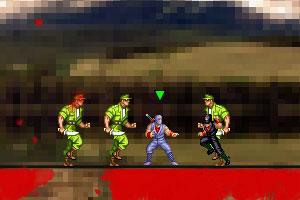《忍者的尊严》游戏画面1
