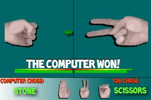 《剪刀石头布》游戏画面1