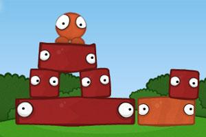 《平衡积木怪》游戏画面1