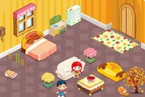 《林间小屋》游戏画面1