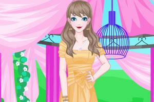 《美女的生日》游戏画面1