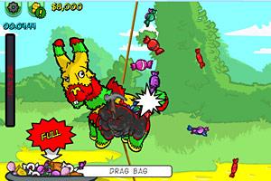 《暴打糖果小马》游戏画面1