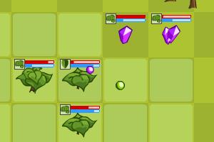 《外星植物大战》游戏画面1