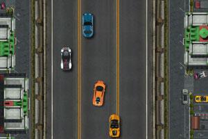 《超级公路霸王》游戏画面1