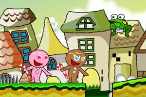 《超级姜饼人2无敌版》游戏画面1