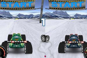 《八倍飞车V2.0》游戏画面1