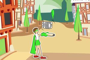 《环保超人》游戏画面1