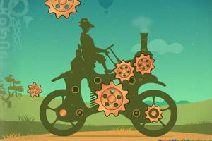 《齿轮蒸汽机车选关版》游戏画面1