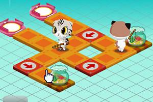 《小猫钓鱼》游戏画面1