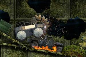 《狂霸越野车2》游戏画面1