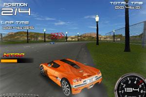 《极速漂移赛车》游戏画面1