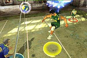《3D排球联赛》截图1