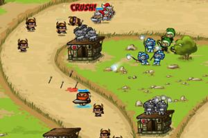 《入侵者之战1.07无敌版》游戏画面1
