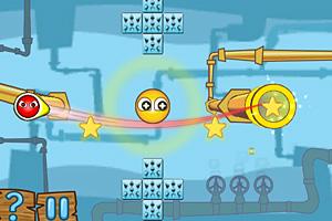 《愤怒的原子》游戏画面1
