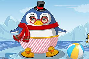《可爱的企鹅》截图1