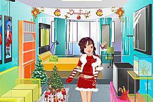 《帮少女找圣诞帽》截图1