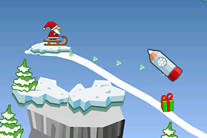 《圣诞神笔》游戏画面1