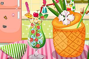 《美味水果饮料》游戏画面1