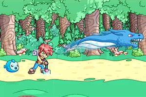 《诺拉的战斗》游戏画面1