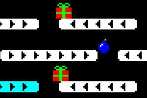 《圣诞礼物传送带》游戏画面1