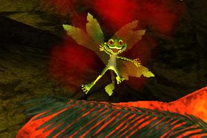 《青蛙飞行滑翔》截图1