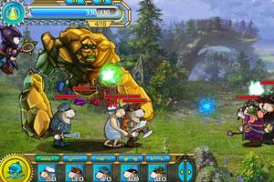 《异界战争3无敌版》游戏画面1