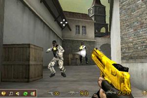 《金枪王2无敌版》游戏画面1