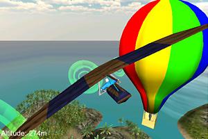 3D滑翔机试飞
