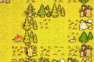 《聪明的狐狸无敌版》游戏画面1