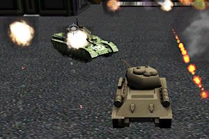 《3D坦克战争》截图1