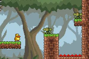 《反重力小鸭子3无敌版》游戏画面1