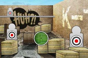 《超级打靶》游戏画面1
