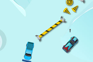 《冬季冰面停车无敌版》游戏画面1