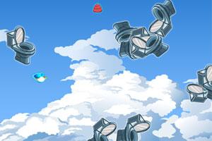 《超级英雄小鸟》游戏画面1