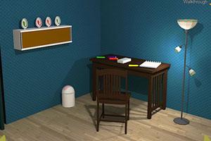 《小小卧室逃离》游戏画面1