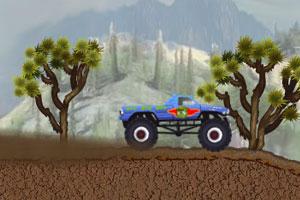 《怪物卡车大破坏3》游戏画面1