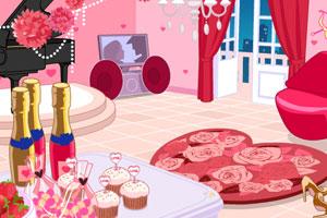 《布置浪漫房间》游戏画面1