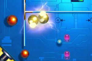 《雷电彩球》游戏画面1